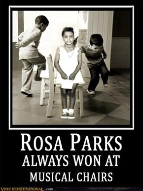 Rosa Parks Always Won