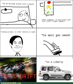 Liberty Drift!