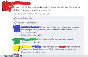 Huge Thunderstore