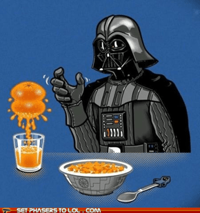 Juice The Force...