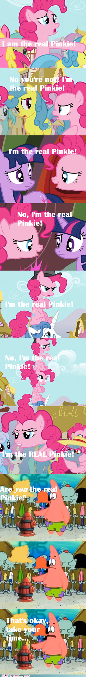 The Real Pinkie
