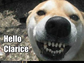 I Has A Hotdog: Canineible Lecter
