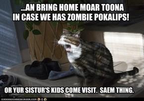 ...AN BRING HOME MOAR TOONA