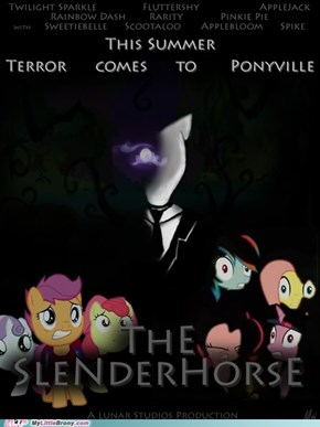 Equestria's Summer Horror Blockbuster