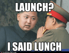 North Korean Missile Launch Fails