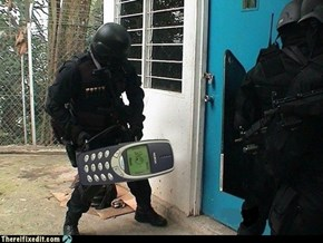 SWAT Teams Are More Effective Now