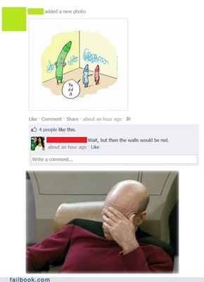 The Downside of Posting Jokes on Facebook