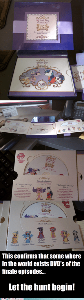 "Royal Wedding ""Invitation Kit"""