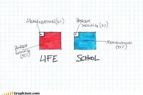 Life vs. School