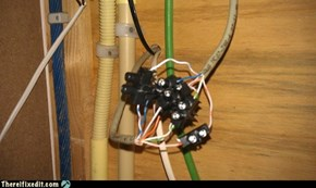 UTP Cable Fix