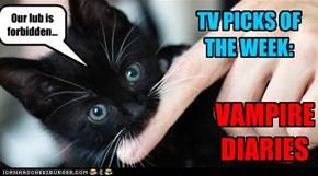 TV PICKS OF THE WEEK: