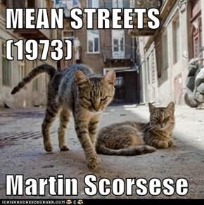 MEAN STREETS (1973)  Martin Scorsese
