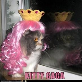KITTY GAGA