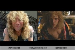 steven adler Totally Looks Like jamie gumb