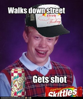 Bad Luck Trayvon