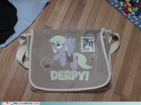 Derpy Hooves bag