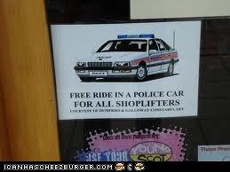 free ride!