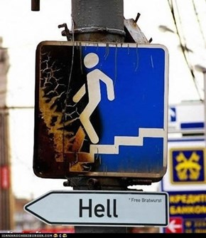 pathway to hell
