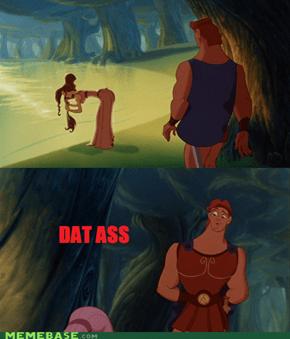 Gladiator Ass