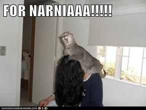 FOR NARNIAAA!!!!!