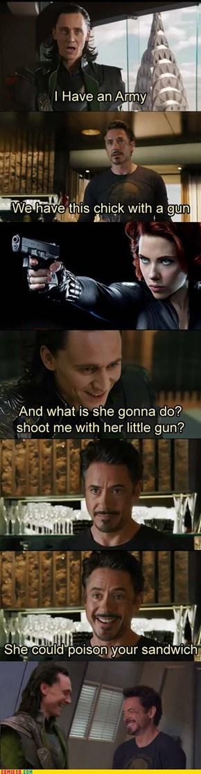 Oh, Tony!