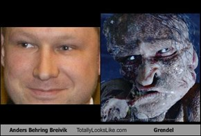 Anders Behring Breivik Totally Looks Like Grendel
