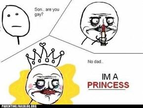 A Princess is Fine Too