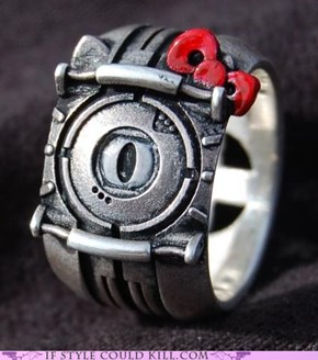 Ring of the Day: Now You're Messing With Portal