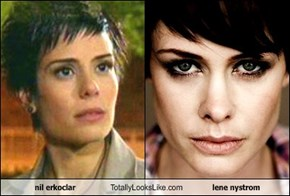 nil erkoclar Totally Looks Like lene nystrom
