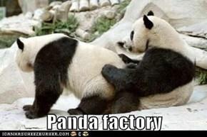 Panda factory