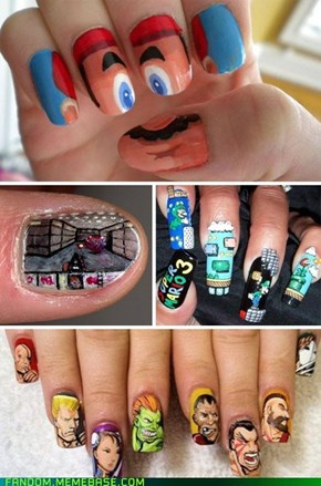 Super Nail Art Bros