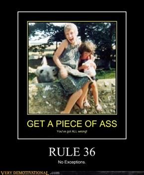 RULE 36