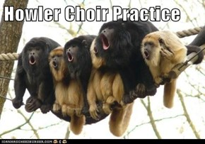 Howler Choir Practice