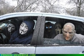 The Carpool of My Nightmares