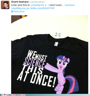 Mythbusters: CONFIRMED for brony
