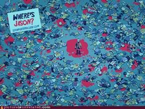 Where's Jason?