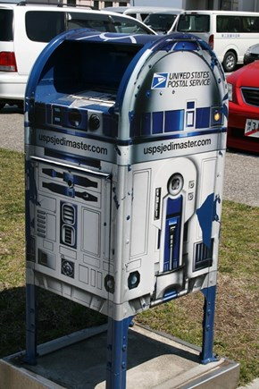 Ever wonder what R2D2 is doing now?