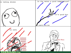 Shower Rage