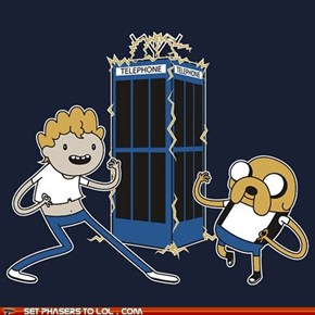 An Excellent Adventure Time