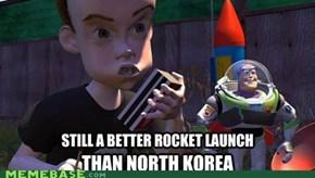 Kim Jong Un is Dissapoint