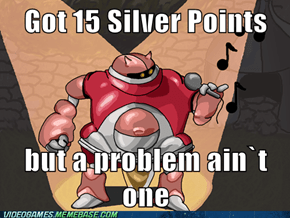 Can I Haz Silver Points?