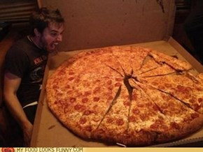 We All Scream For Pizza
