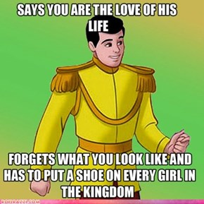 Scumbag Prince Charming