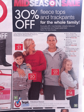 Target Ad Fail - When you see it...