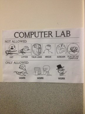Work Like A Sir And Everything Will Be OK