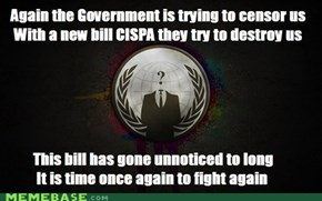 CISPA: An Actual Threat