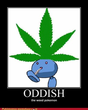 That's a little Oddish