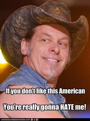 If you don't like this American