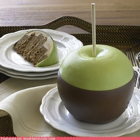 Epicute: Caramel Apple Cake