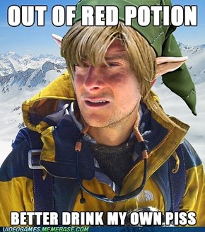 Don't Drink the Yellow Potion